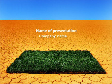 Plant Propagation PowerPoint Template, 04959, Nature & Environment — PoweredTemplate.com