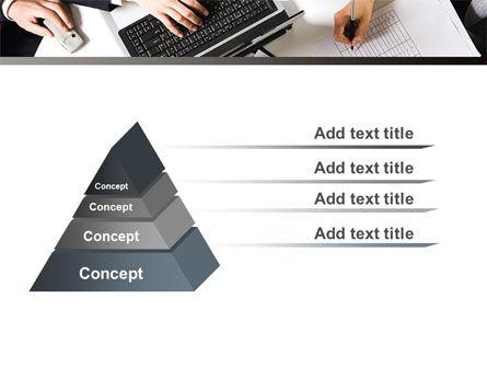 Team Meeting PowerPoint Template Slide 12