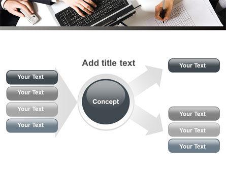 Team Meeting PowerPoint Template Slide 14