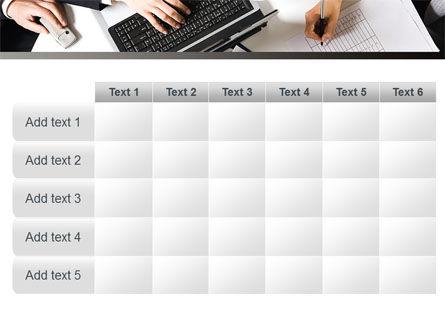 Team Meeting PowerPoint Template Slide 15
