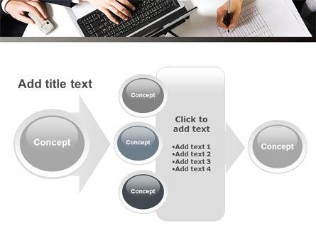 Team Meeting PowerPoint Template Slide 17