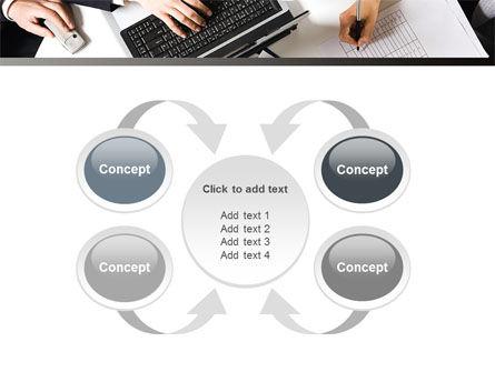 Team Meeting PowerPoint Template Slide 6