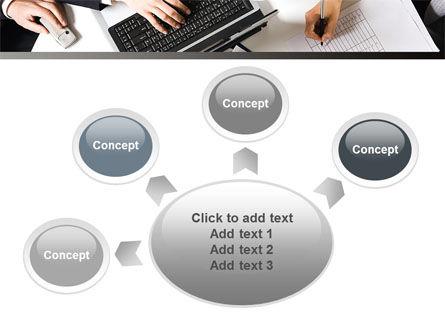 Team Meeting PowerPoint Template Slide 7