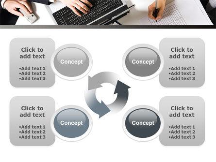 Team Meeting PowerPoint Template Slide 9
