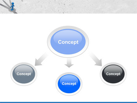 Choosing Way PowerPoint Template, Slide 4, 04967, Consulting — PoweredTemplate.com
