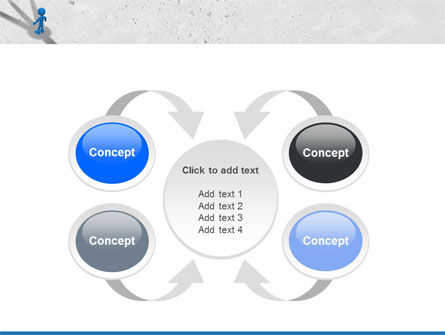 Choosing Way PowerPoint Template Slide 6