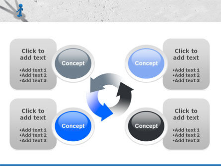 Choosing Way PowerPoint Template Slide 9