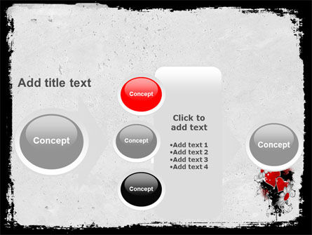 Heart Pattern PowerPoint Template Slide 17