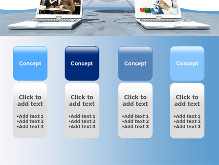 Education and Computer PowerPoint Template Slide 5