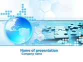Business Concepts: World Integrity PowerPoint Template #04979