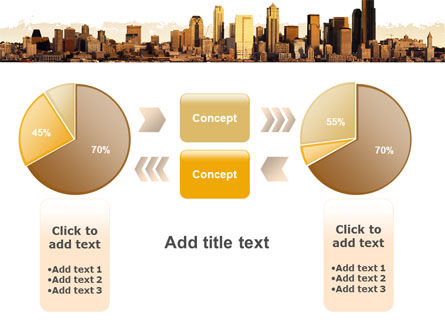 City View PowerPoint Template Slide 16