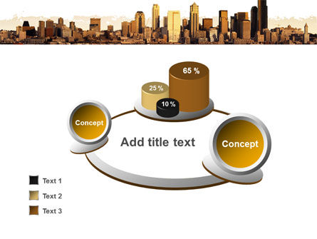 City View PowerPoint Template Slide 6