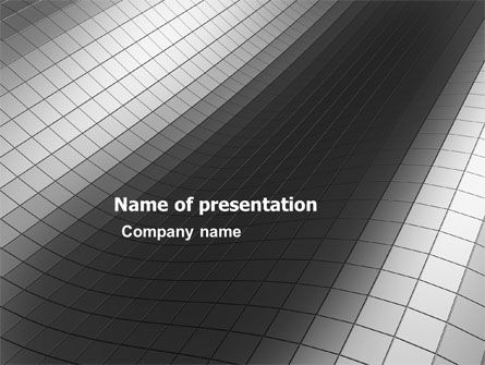 Grayscale PowerPoint Template