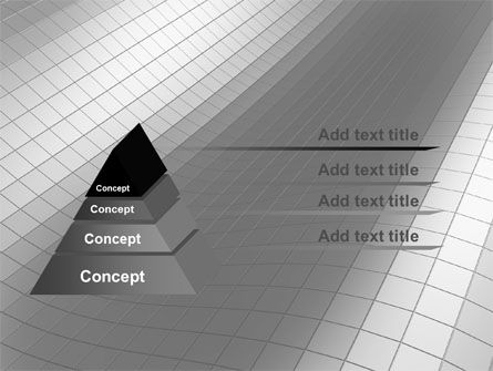 Grayscale PowerPoint Template Slide 12