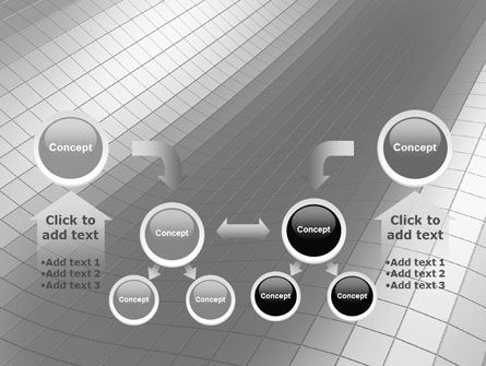 Grayscale PowerPoint Template Slide 19