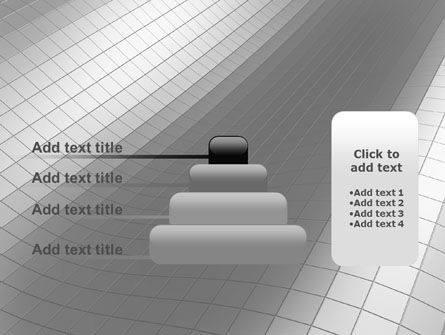 Grayscale PowerPoint Template Slide 8