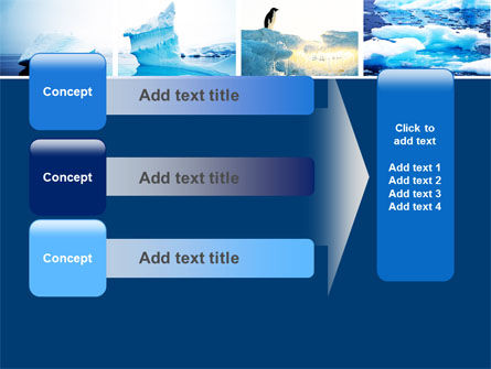 Iceberg PowerPoint Template Slide 12