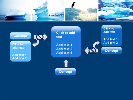Iceberg PowerPoint Template Slide 13