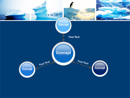 Iceberg PowerPoint Template Slide 14