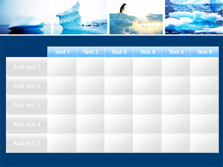 Iceberg PowerPoint Template Slide 15
