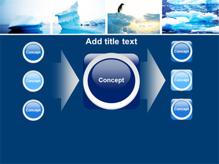Iceberg PowerPoint Template Slide 17