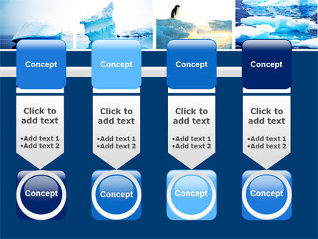 Iceberg PowerPoint Template Slide 18