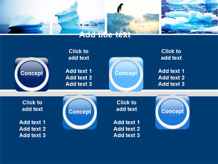 Iceberg PowerPoint Template Slide 19