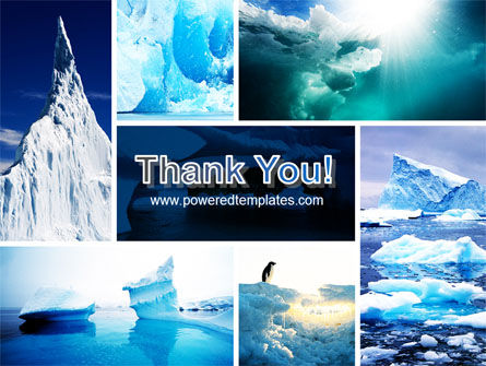 Iceberg PowerPoint Template Slide 20