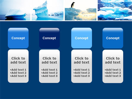 Iceberg PowerPoint Template Slide 5