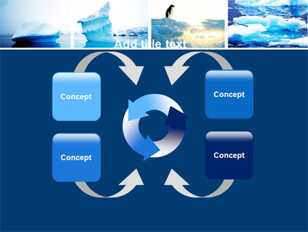 Iceberg PowerPoint Template Slide 6