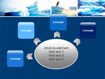 Iceberg PowerPoint Template Slide 7