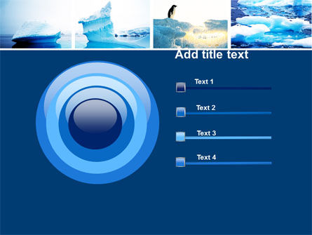 Iceberg PowerPoint Template Slide 9