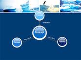 Iceberg PowerPoint Template#14