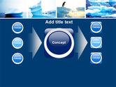 Iceberg PowerPoint Template#17