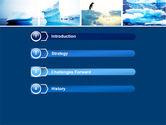 Iceberg PowerPoint Template#3