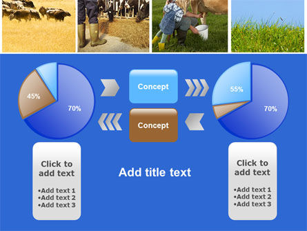 Cow PowerPoint Template Slide 11