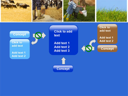 Cow PowerPoint Template Slide 13