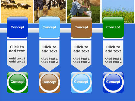 Cow PowerPoint Template Slide 18