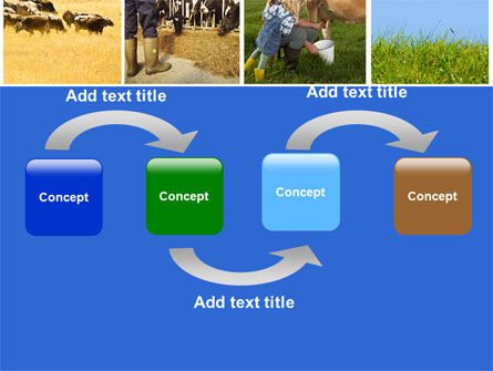 Cow PowerPoint Template Slide 4