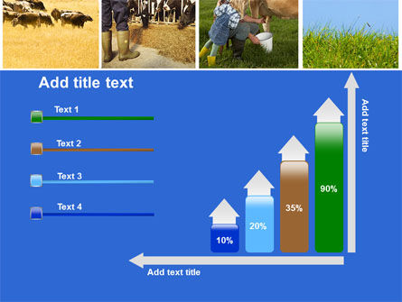 Cow PowerPoint Template Slide 8