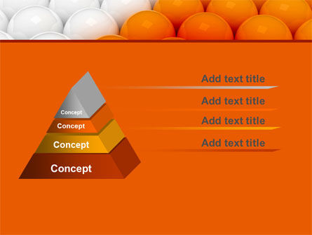 Stand Apart PowerPoint Template, Slide 4, 04993, Business Concepts — PoweredTemplate.com