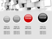 Disintegrated PowerPoint Template#13