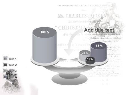 Charles Dickens PowerPoint Template Slide 10