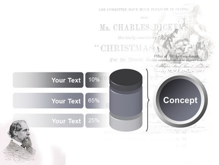 Charles Dickens PowerPoint Template Slide 11