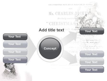 Charles Dickens PowerPoint Template Slide 14