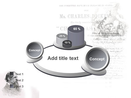 Charles Dickens PowerPoint Template Slide 16
