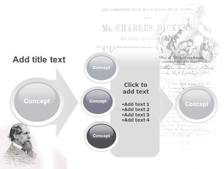 Charles Dickens PowerPoint Template Slide 17