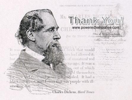 Charles Dickens PowerPoint Template Slide 20
