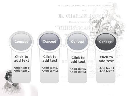 Charles Dickens PowerPoint Template Slide 5