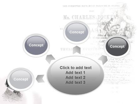 Charles Dickens PowerPoint Template Slide 7